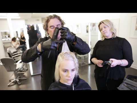 How to Perform the Bondcure Service feat. Rodney Cutler - Karen   REDKEN