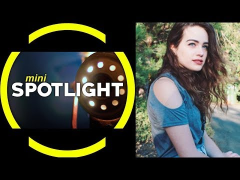Mary Mouser Interview | AfterBuzz TV's Mini Spotlight