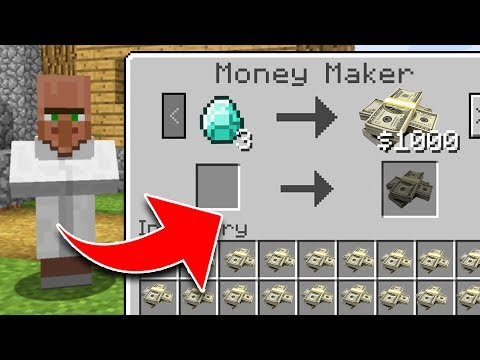 How to Make REAL MONEY in MINECRAFT! (Pocket Edition, Xbox, PC)
