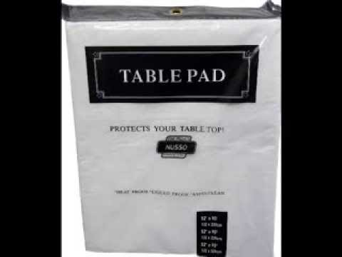 Table Pad  & Table Protector
