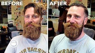 Enormous Viking Beard Trim