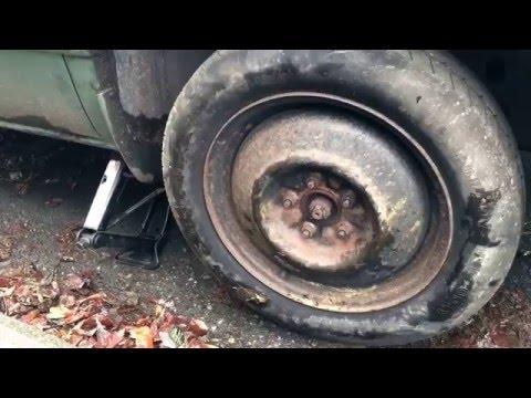 How to Change a Tire Dodge Caravan Complete Video | Flue Guru