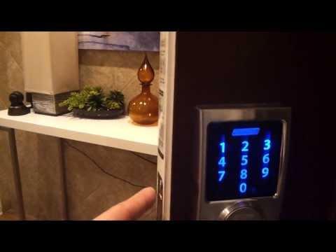 Touchscreen Wireless Deadbolt Door Lock: Easy DIY Project!