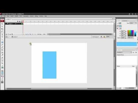 Adobe Flash CS3 Tutorials How To Make Greeting Cards in Flash  greeting cards flash cs3 5.flv