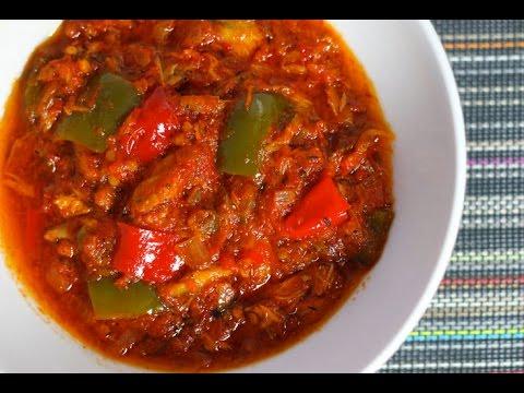 NIGERIAN FISH SAUCE RECIPE | SISIYEMMIE