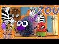 👻🎃HALLOWEEN 2018 🎃👻COMPILATION Le pompon-monstre 🍂🍂Dessins animés 2018 | Zou en Français