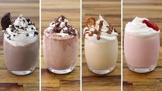 5 Easy Milkshake Recipes