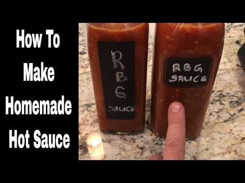 How to Make Homemade Hot Sauce