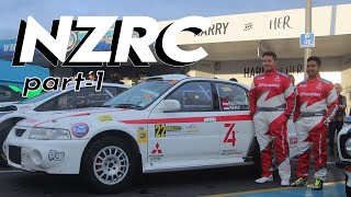 Akhirnya Setelah 5 Tahun Rally Lagi - NZRC Part 1