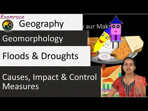 Floods & Droughts in India - Causes, Impact & Control Measures
