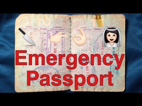 24hr Passport Services Are a Scam