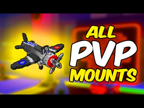 All PVP Mounts in Trove