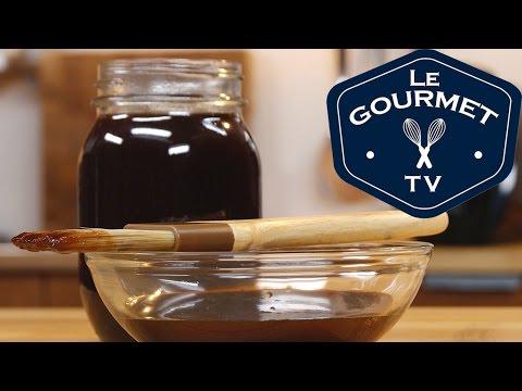 Coffee Barbecue Sauce Recipe for Ribs - LeGourmetTV
