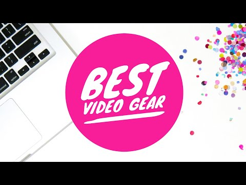 Best Hardware and Software for Creating Video + Online Courses (2017)