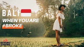UNDER $500 a month BALI, INDONESIA - COST FOR FOREIGNERS 🇮🇩