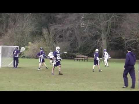 Oxford University vs. University of London Lacrosse - 5
