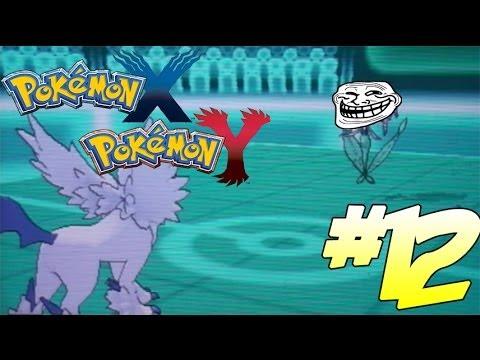 Pokémon X/Y WiFi-Battle #12 - WARUM ABSOL ?! T_T - Gegen Paul