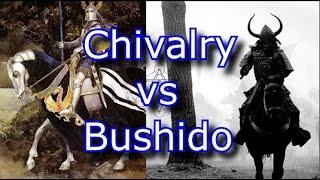 Chivalric Code vs Bushidō