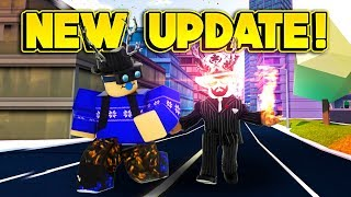 PLAYING THE NEW JAILBREAK UPDATE WITH ASIMO! (ROBLOX Jailbreak)