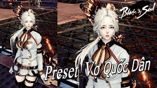 Blade And Soul Preset watch, BLADE AND SOUL PRESET download, listen