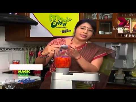 Magic Oven: Water Melon Mocktail   19th April 2015