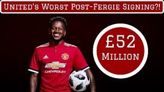 Man Utd's 7 Worst Post-Fergie Signings