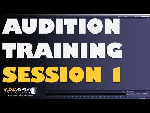 Setting Up Audio Input & Output - Adobe Audition Training