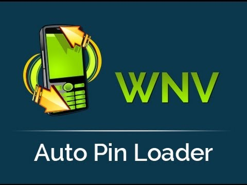 WNV Real-Time Auto Pin Loader