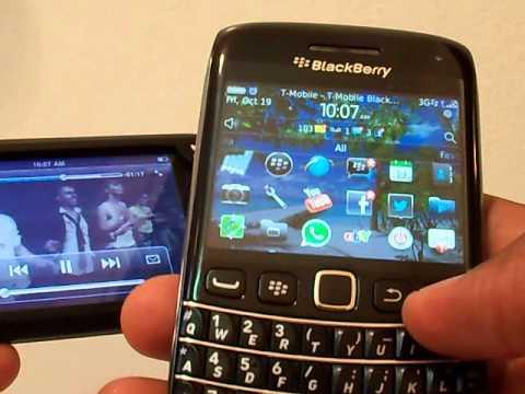 Blackberry 9790: Free Mobile Hotspot Full Demo (T-Mobile Unlimited 4G)