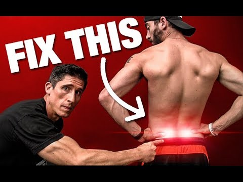 "How to Fix ""Low Back"" Pain (INSTANTLY!)"