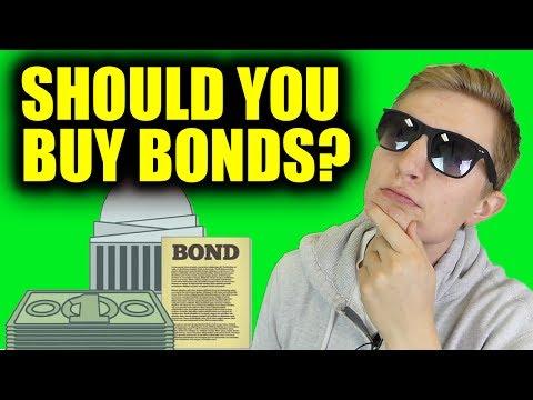 Should You Buy into the Bond Market? Government Bonds? Corporate Bonds?