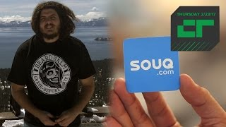 Amazon Buys Souq | Crunch Report