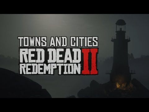 The Towns And Cities Of Red Dead Redemption 2 (A Montage)