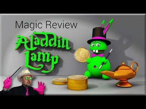 Magic Review: Aladdin Lamp