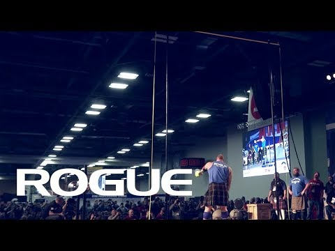 2018 ROGUE RECORD BREAKER  | 56 lbs Weight for Height - Full Live Stream Event 4