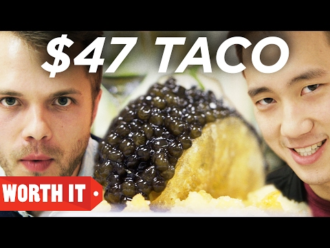 watch $47 Taco Vs. $1 Taco