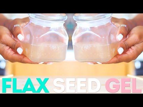 Flax Seed Gel | DIY