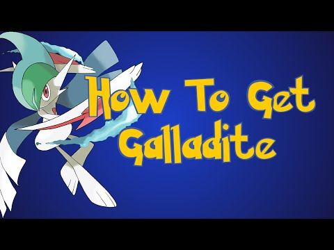 Pokemon Omega Ruby and Alpha Sapphire Tips: How To Get Galladite Mega Stone Location