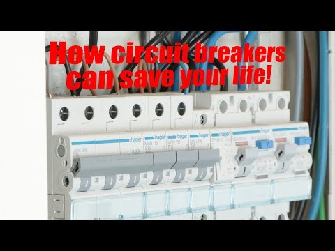 How circuit breakers can save your life! || MCB, RCCB, Galvanic Isolation