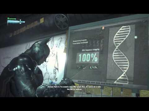 Batman Arkham Knight - Creature of the Night - Walkthrough 24
