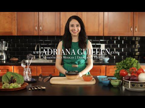 Sopa de Nopales Recipe - Authentically Mexican | Deliciously Vegetarian