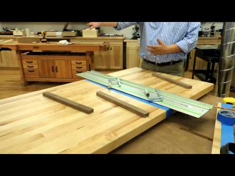 Maple Bench Countertops, Presented by Woodcraft