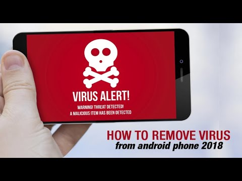 How to remove trojan virus from android phone