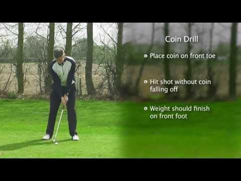 JPS Golf - Keeping Balanced Throughout Your Swing