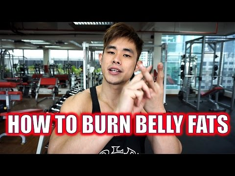 How to Burn Belly Fats!