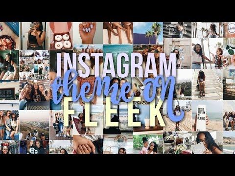 5 Ways to Make Your Instagram Theme BOMB !