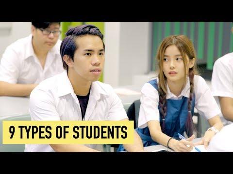 Xxx Mp4 9 TYPES OF STUDENTS IN SCHOOL 3gp Sex