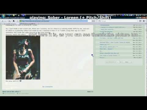 deviantART || How to show pictures in the journal entries