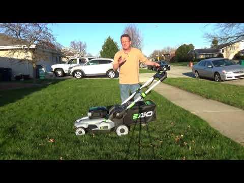 Cordless Lawn Mower - Electric Lawn Mower