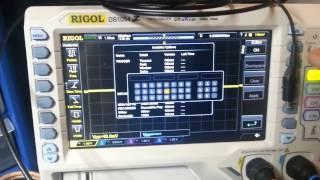 Rigol DS / MSO 1000z Jitter fix (Firmware Update) - Ec
